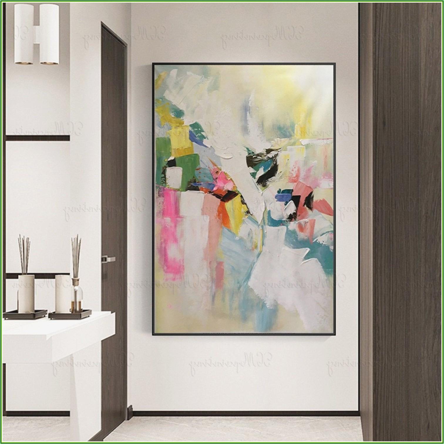 Abstrakte Bilder Für Wohnzimmer