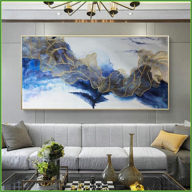 Bild Leinwand Wohnzimmer