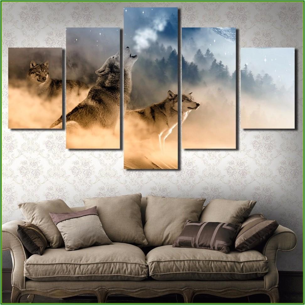 Bild Malen Wohnzimmer