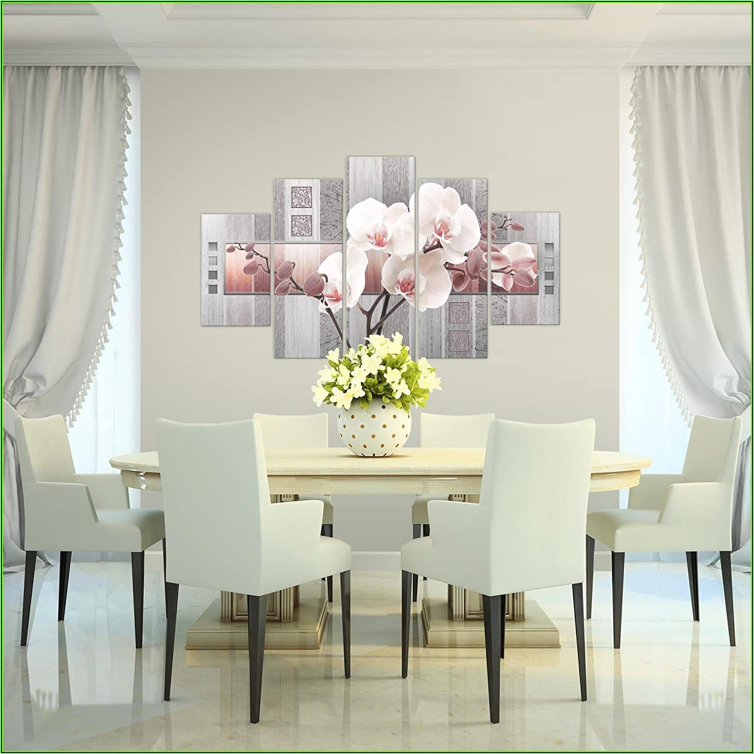 Bild Wohnzimmer Blumen