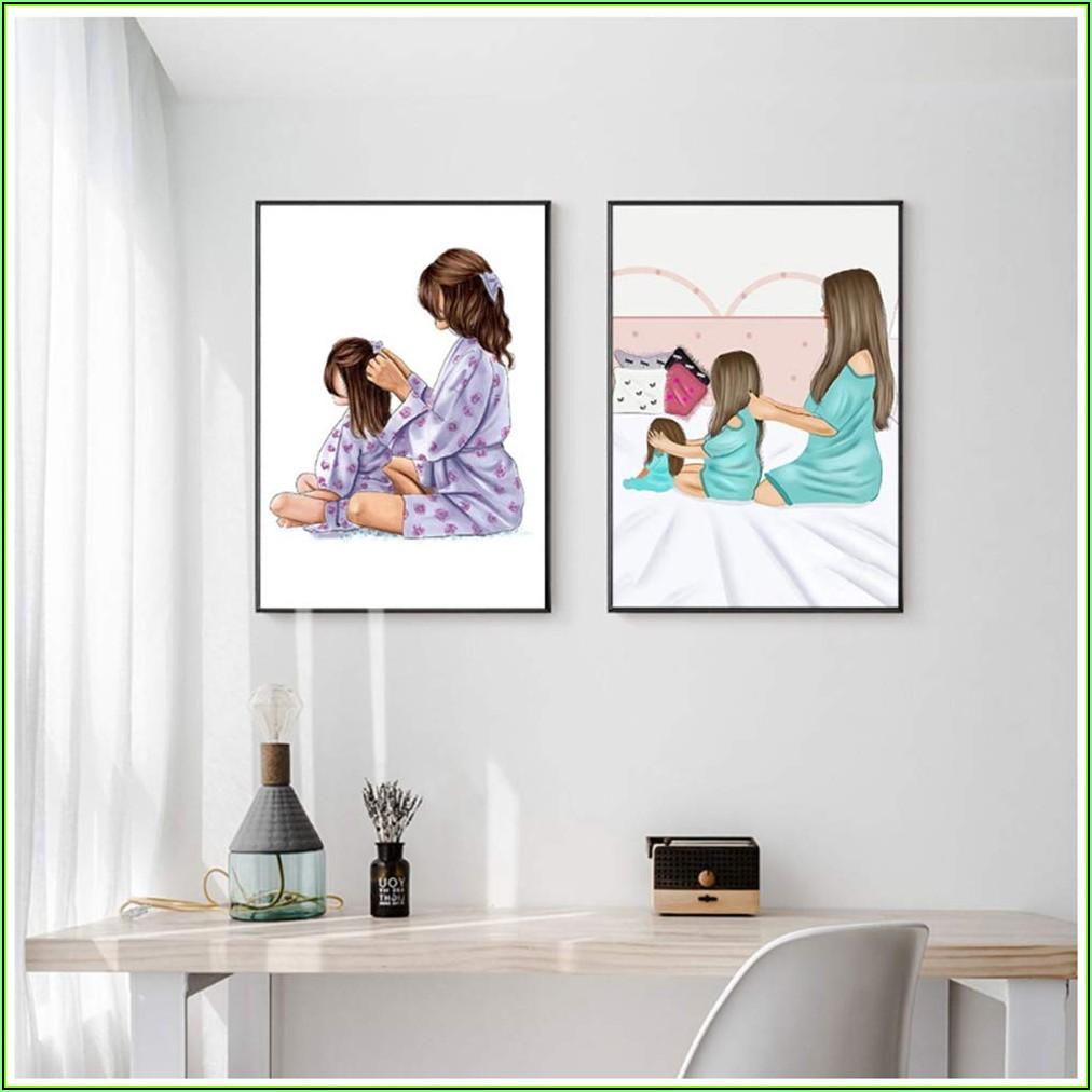 Bild Wohnzimmer Familie