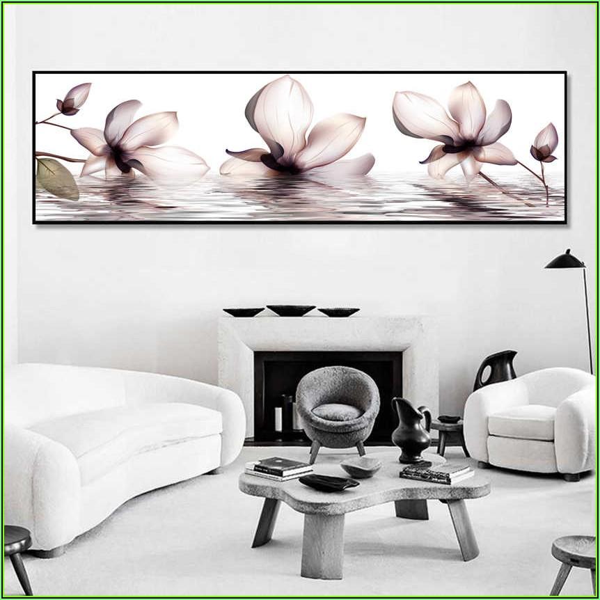 Bilder Blumen Wohnzimmer