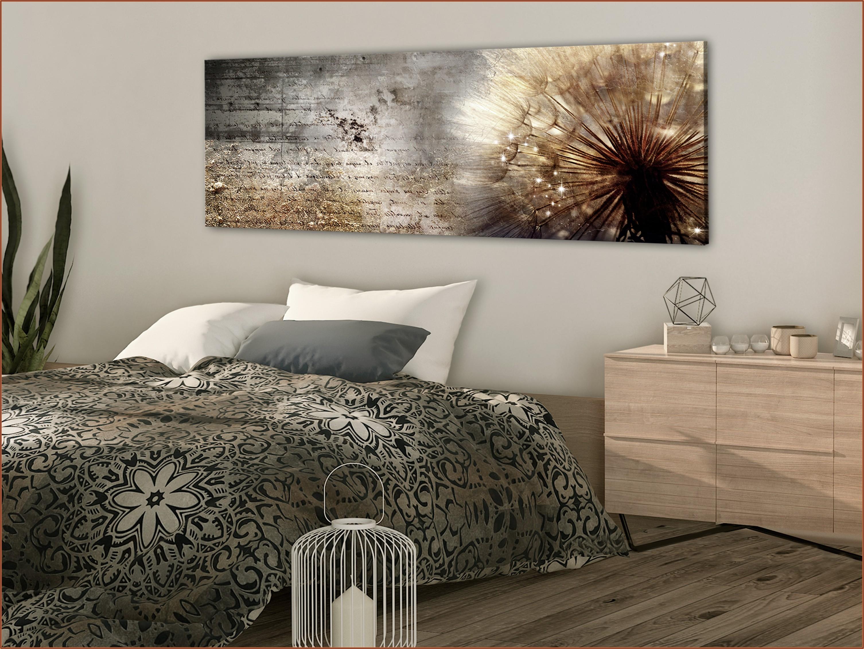 Bilder Wohnzimmer Pusteblume