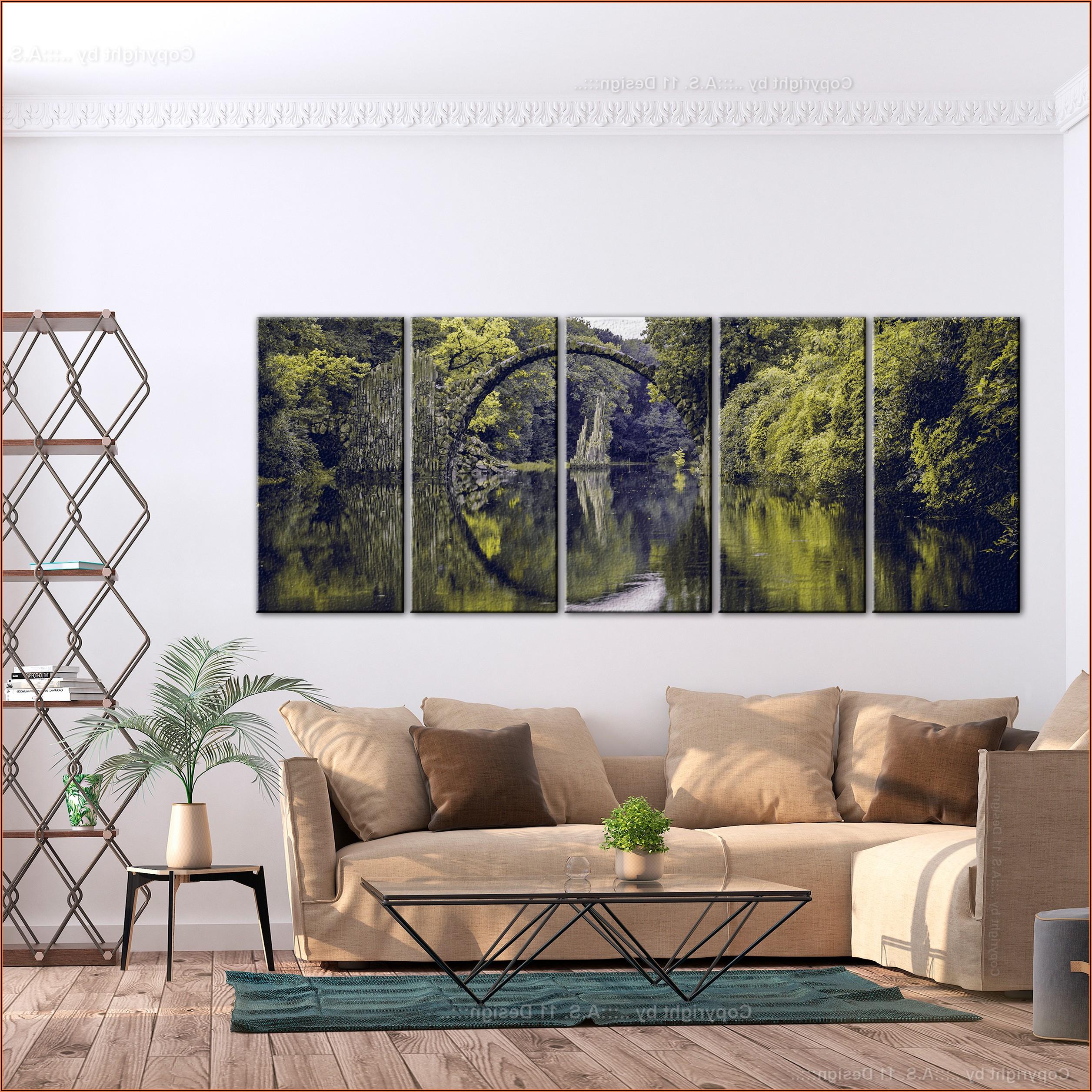Bilder Wohnzimmer Wald