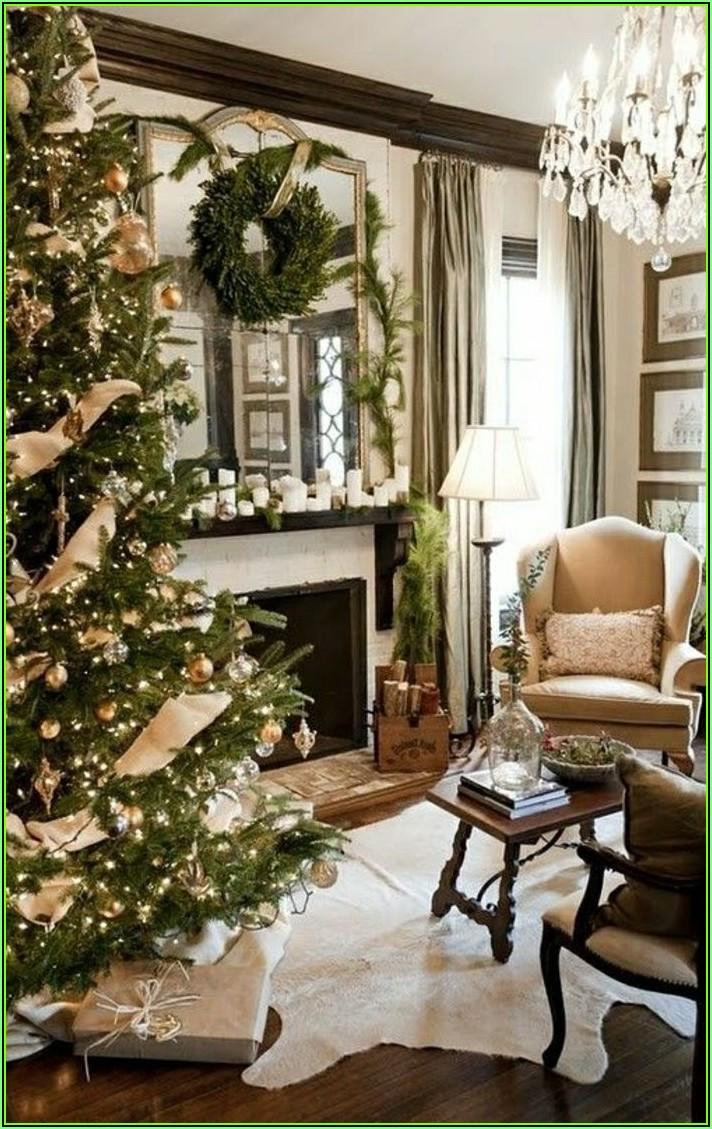 Bilder Wohnzimmer Weihnachten