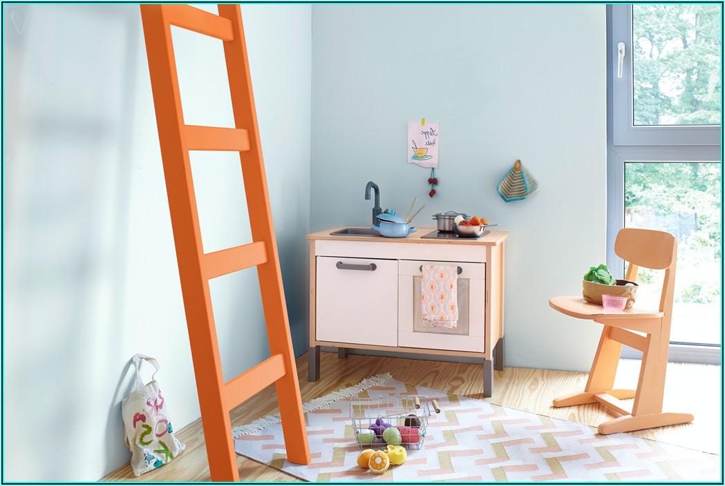 Blaue Wände Kinderzimmer