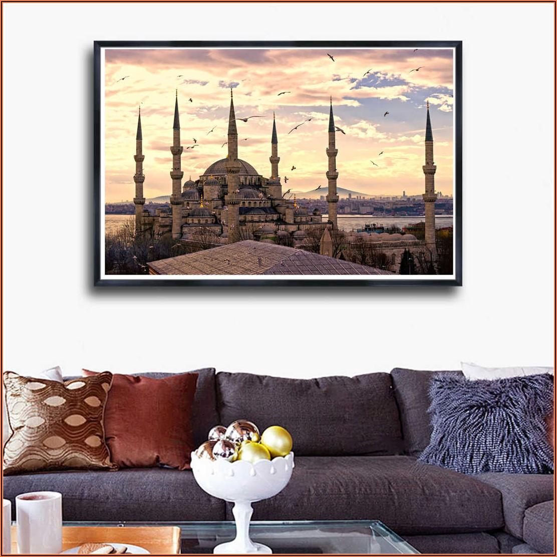 Istanbul Bilder Für Wohnzimmer