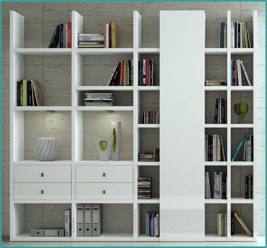 Kinderzimmer Bücherregal Auf Rollen Weiß