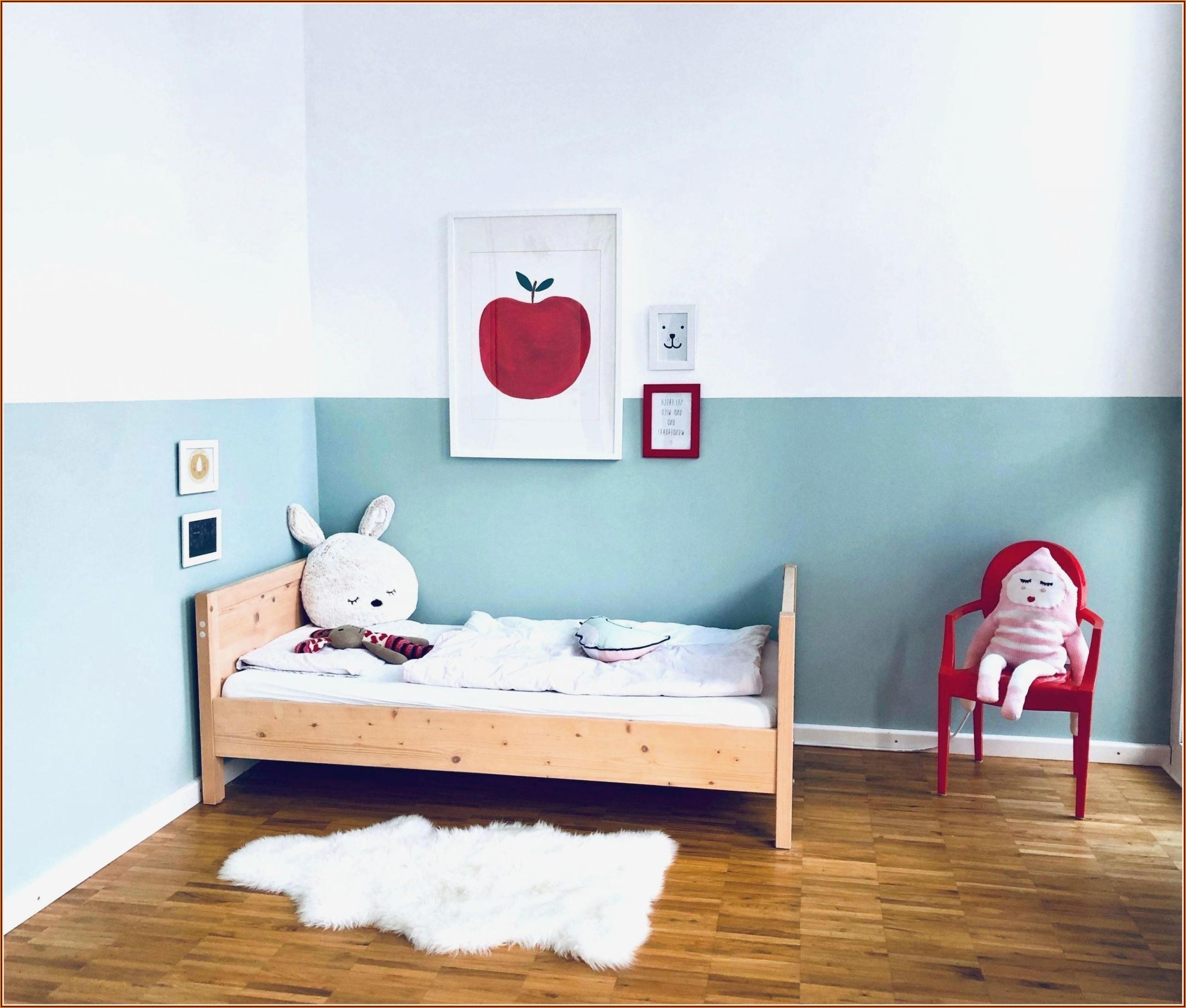 Kinderzimmer Wand Streichen