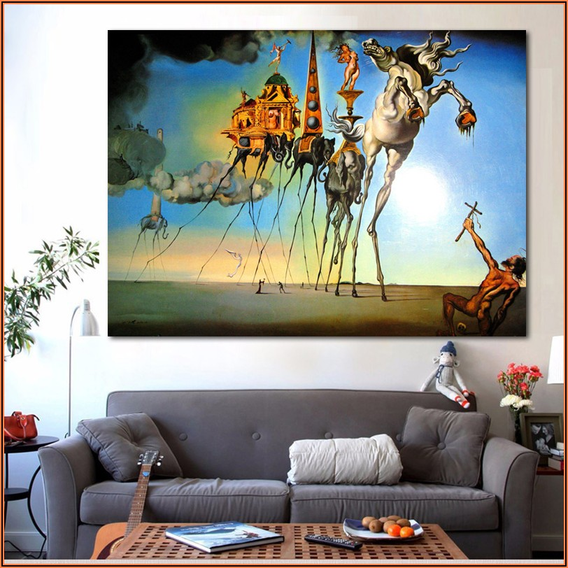 Klassische Bilder Für Wohnzimmer