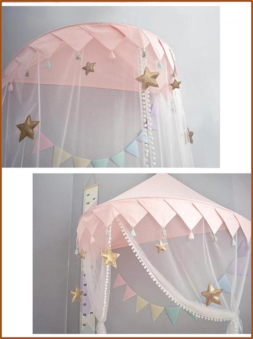 Vorhänge Babyzimmer Mint