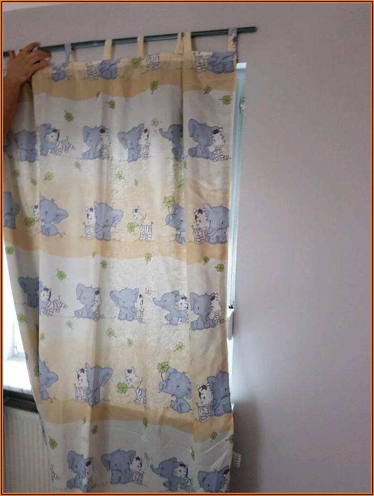 Vorhang Blickdicht Babyzimmer