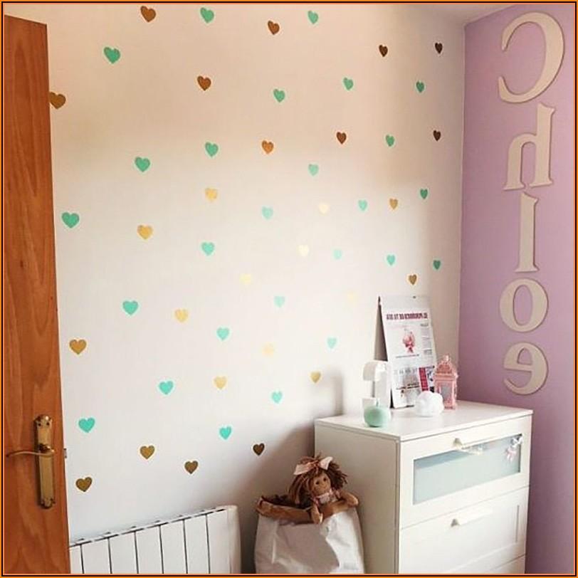 Wall Sticker For Baby Girl Nursery