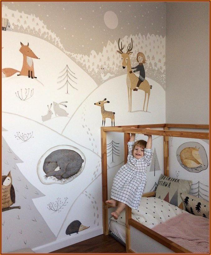 Wand Deko Babyzimmer