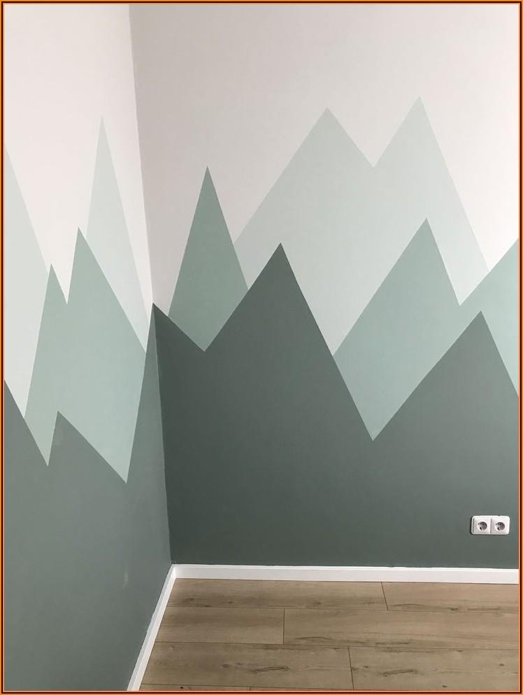 Wand Dekorieren Babyzimmer
