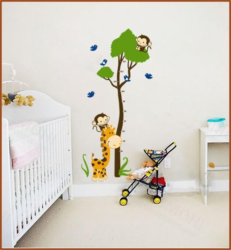 Wandmotive Für Babyzimmer Selber Malen