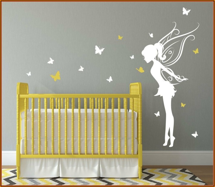 Wandtattoo Babyzimmer Neutral
