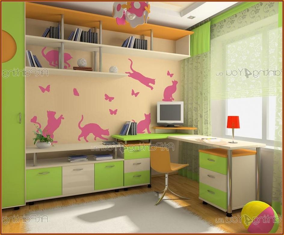 Wandtattoo Babyzimmer Schmetterlinge
