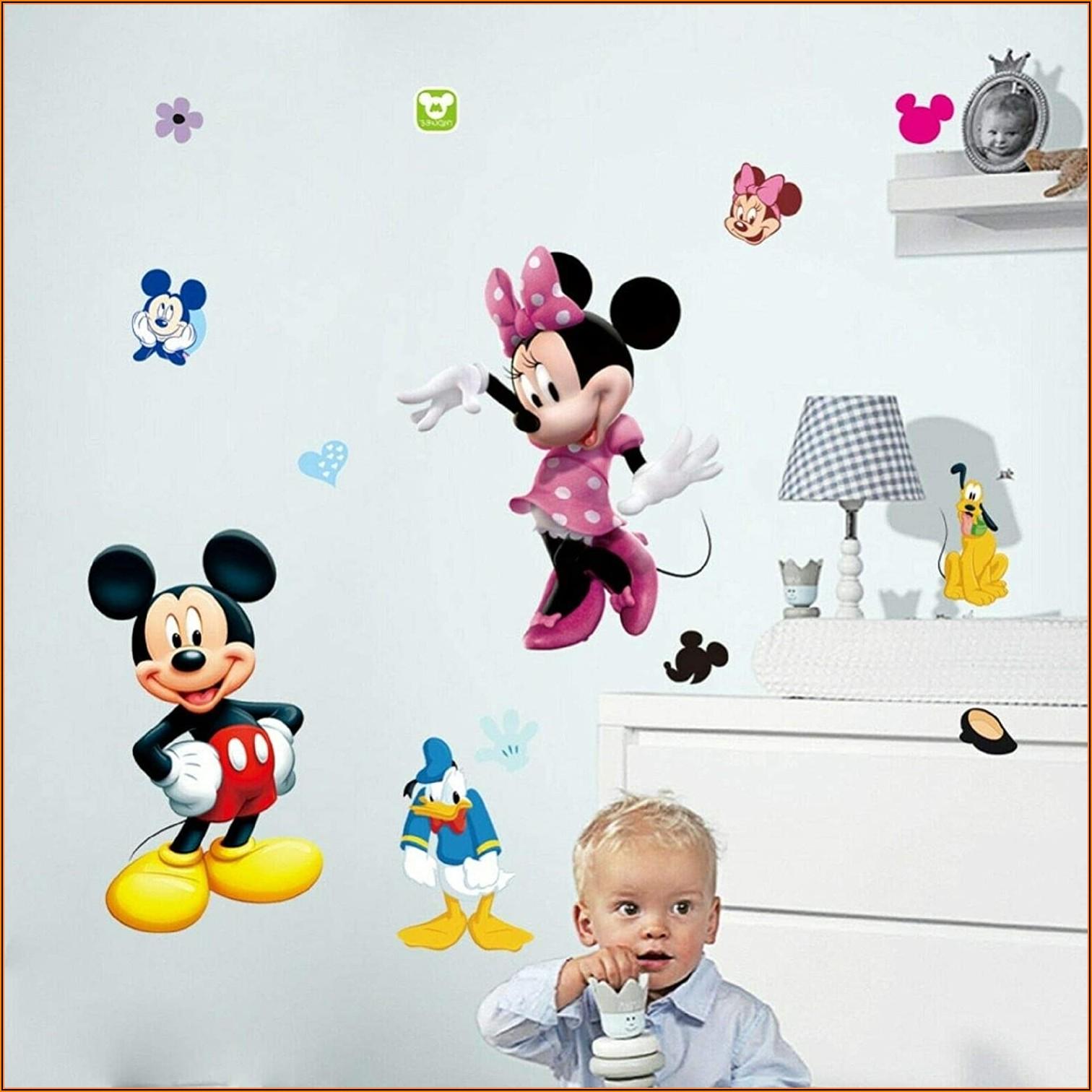 Wandtattoo Kinderzimmer Junge Disney