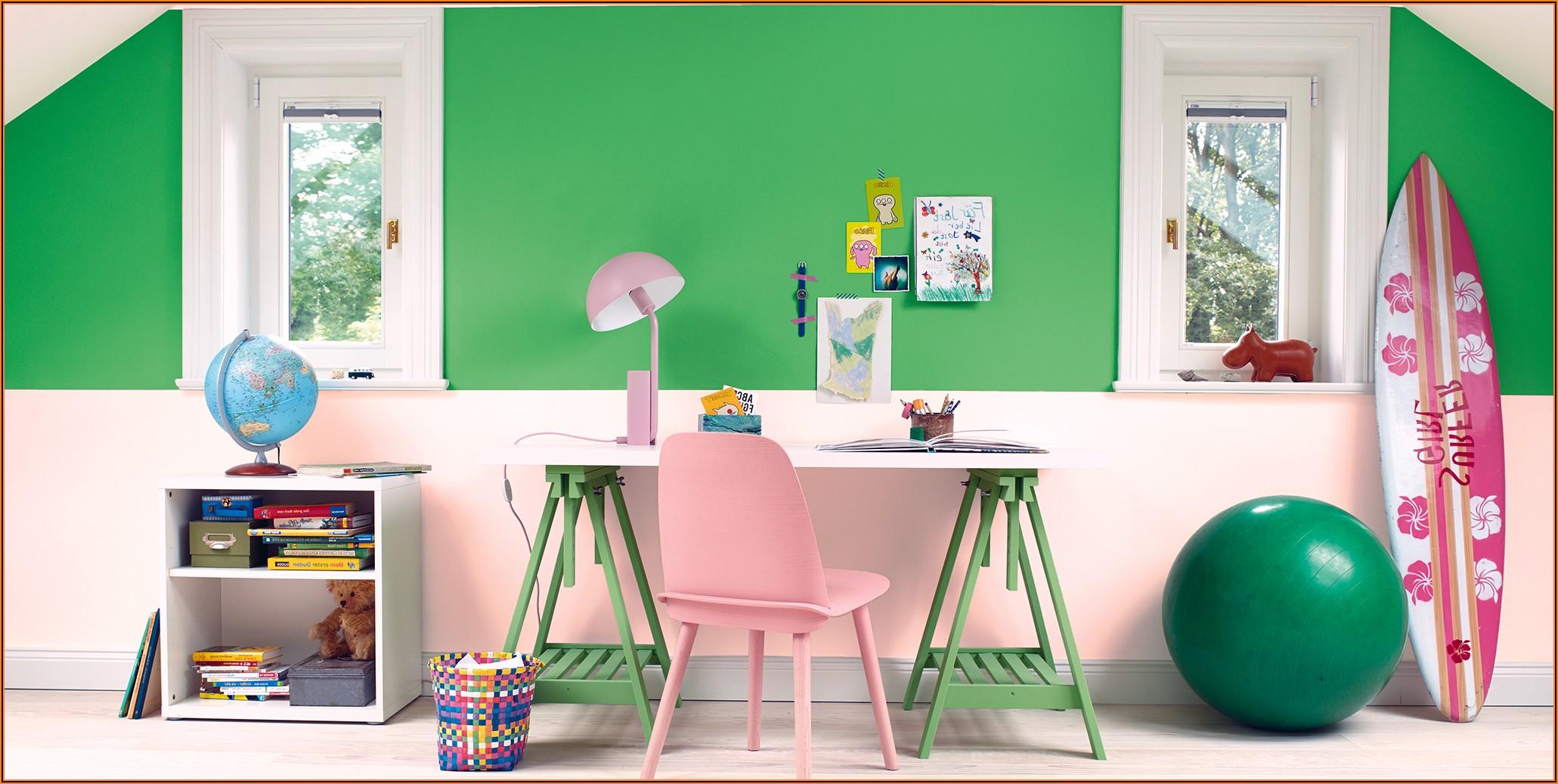 Welche Wandfarbe Fürs Kinderzimmer