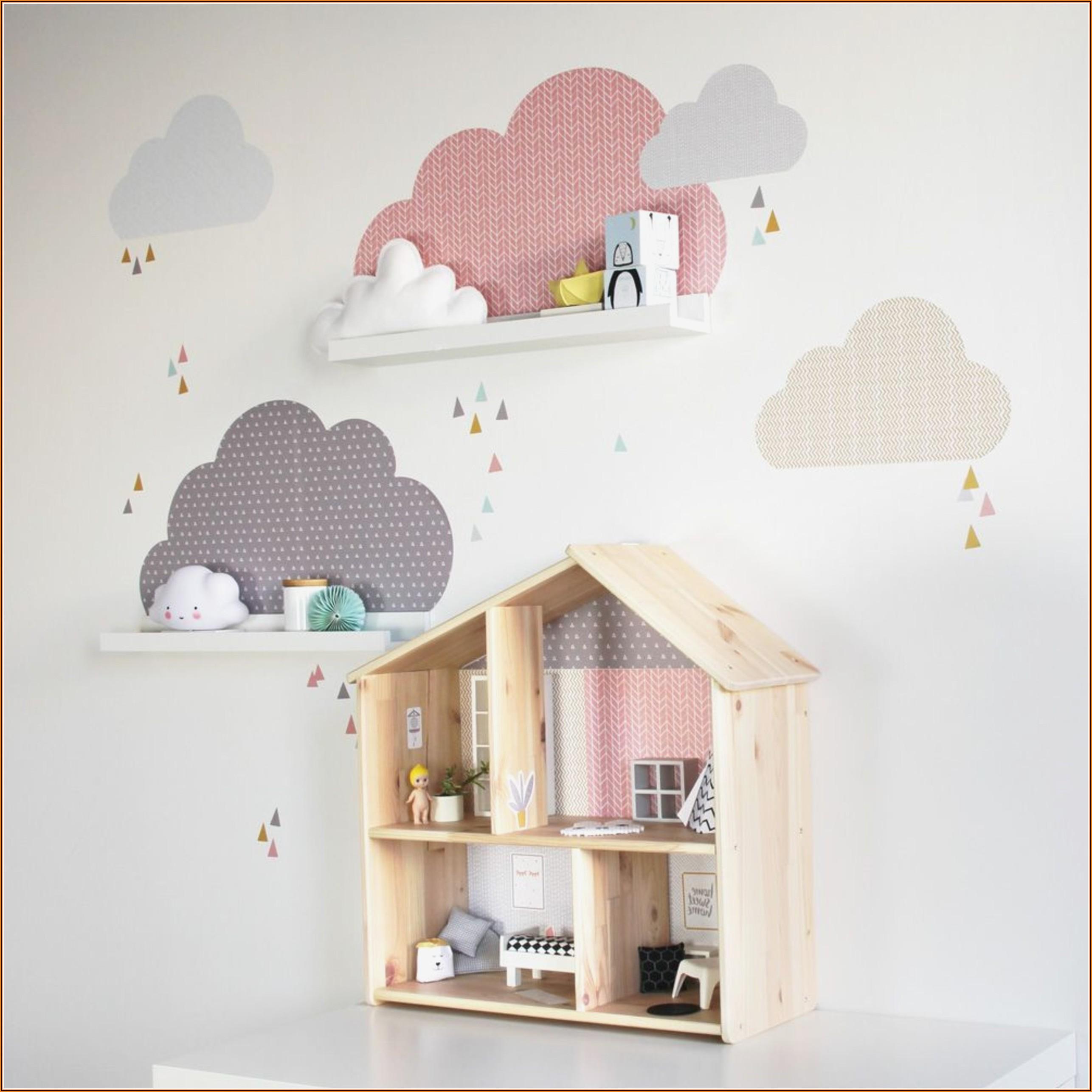 Wolken Lampe Kinderzimmer Diy