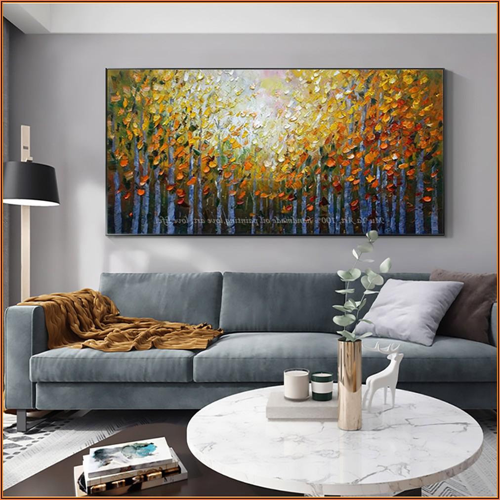 Bilder Wohnzimmer Baum