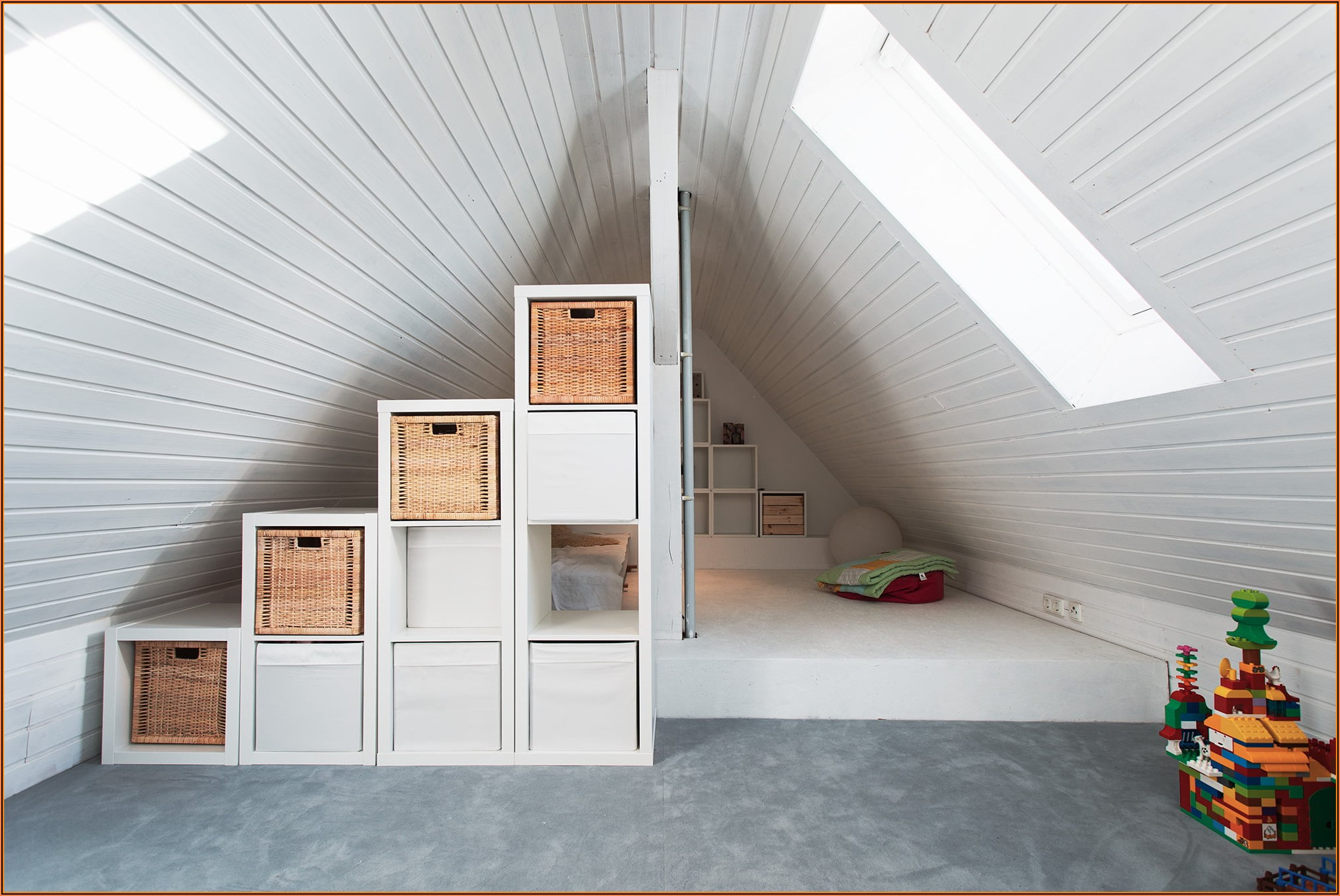 Dachboden Kinderzimmer Ausbauen