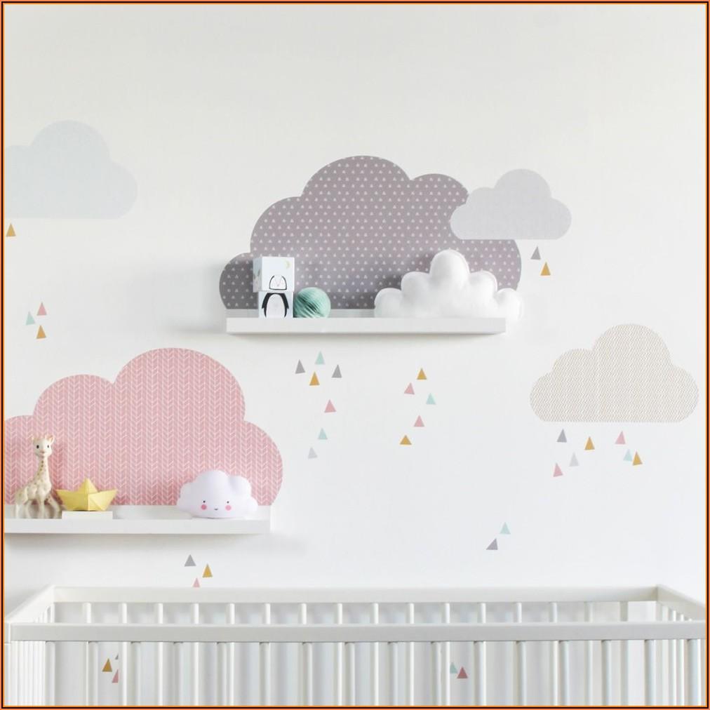 Deko Kinderzimmer Wolken