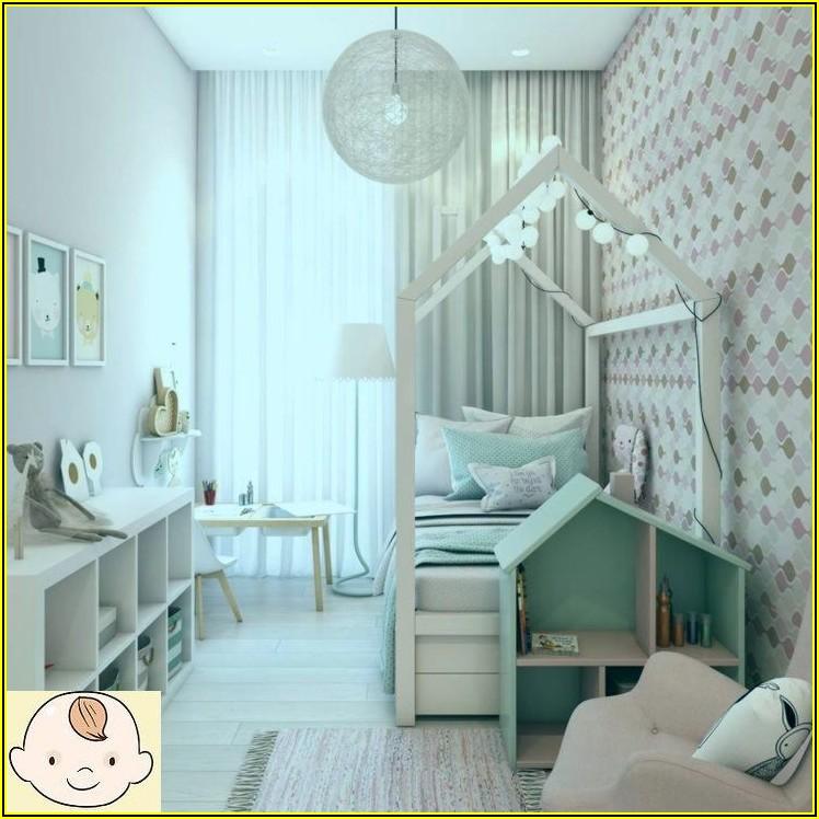 Einrichtungsideen Für Schmale Kinderzimmer
