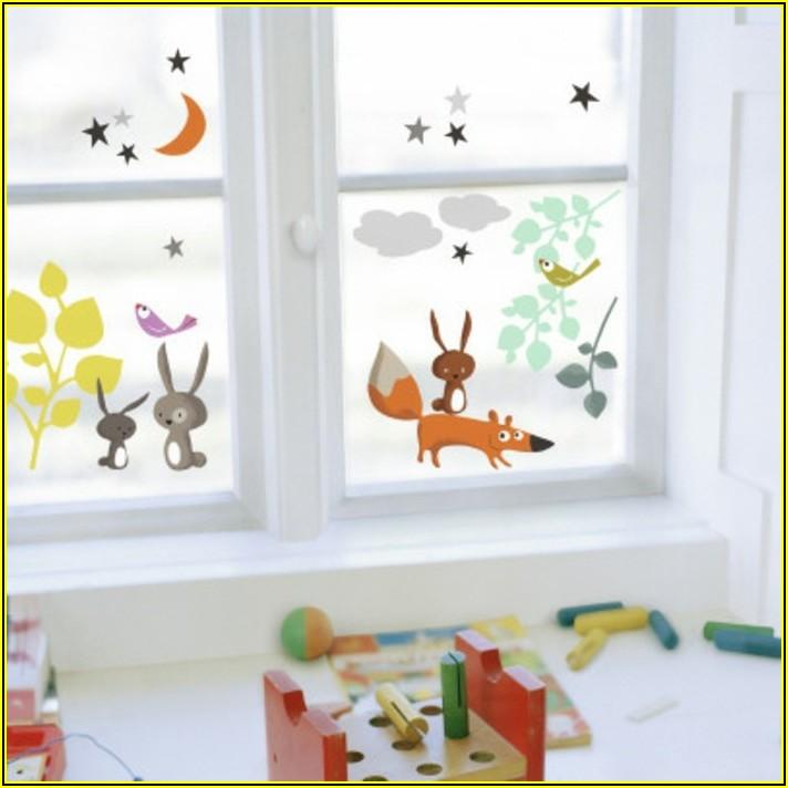 Fenster Im Kinderzimmer Gestalten