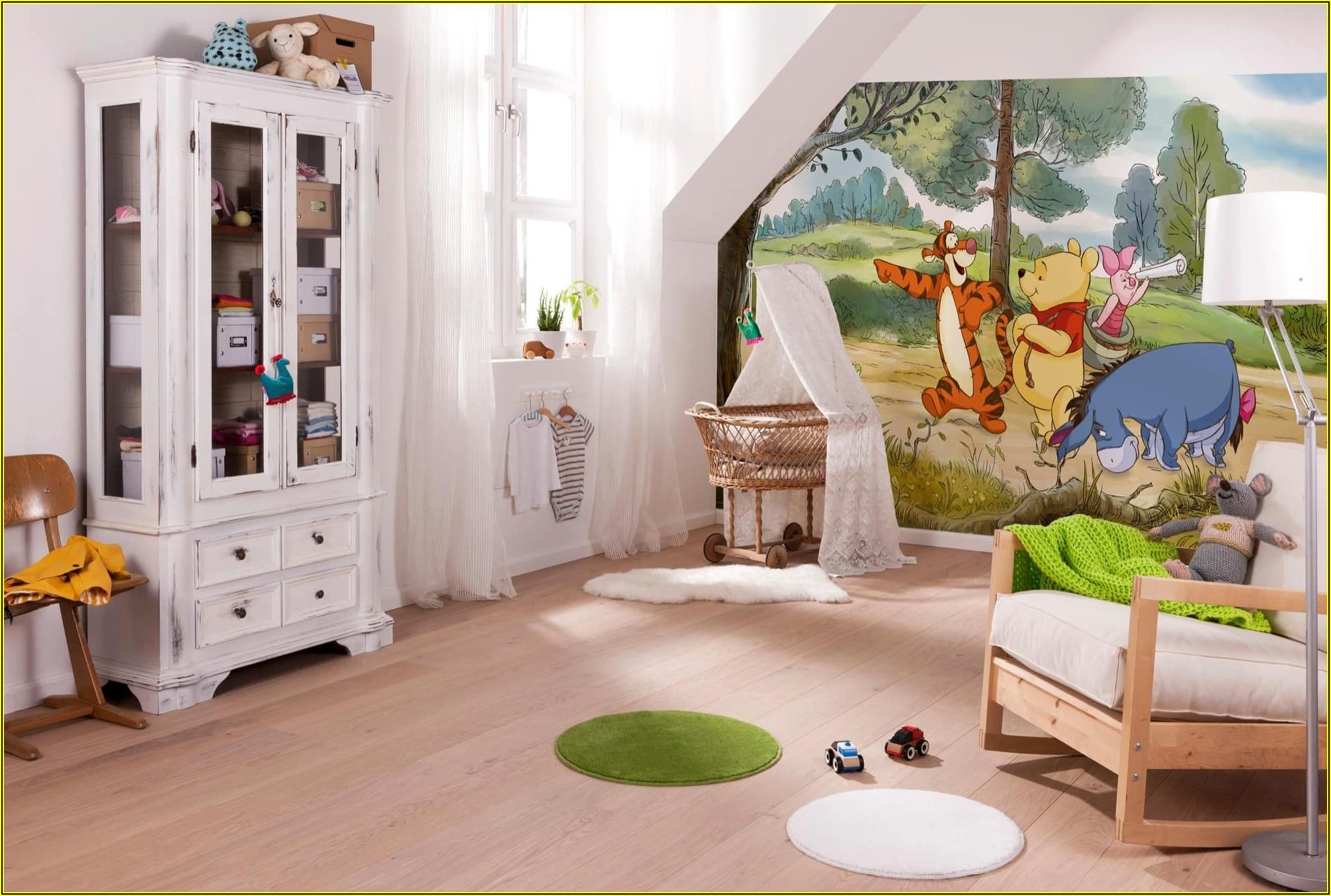 Fototapete Kinderzimmer Winnie Pooh