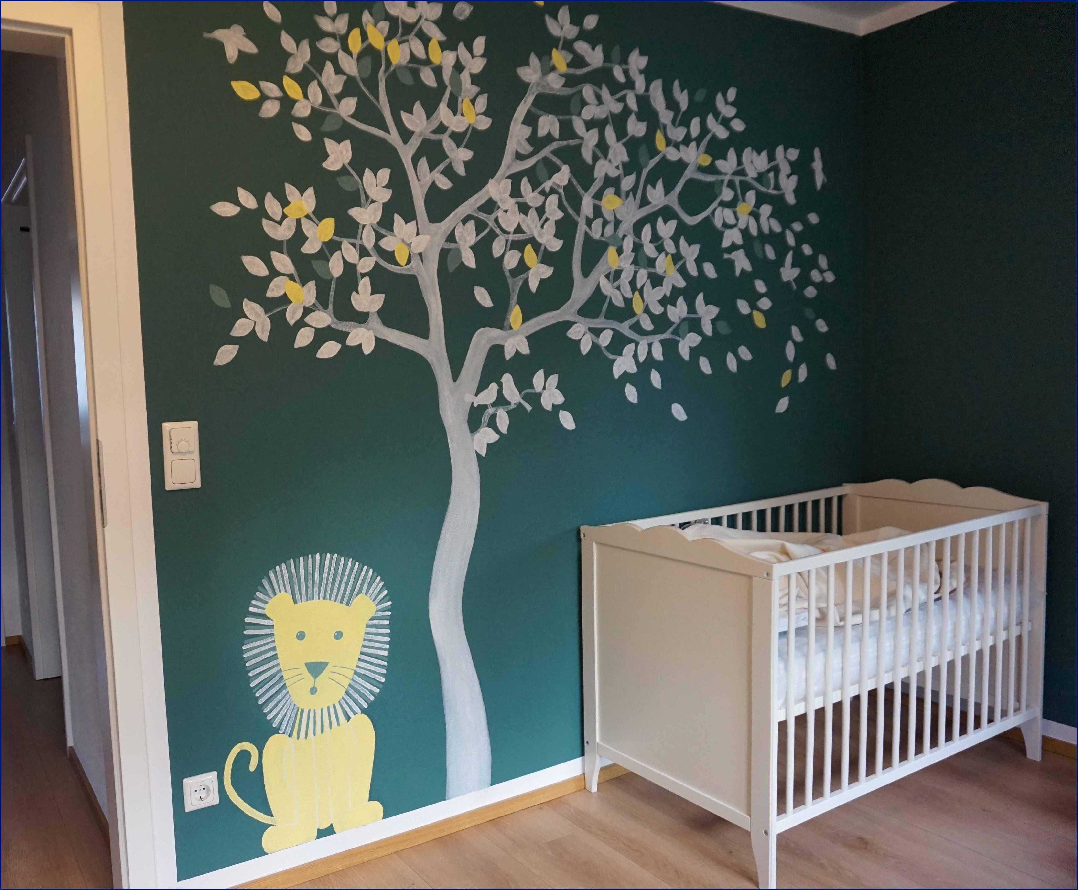 Gemalte Bilder Für Kinderzimmer