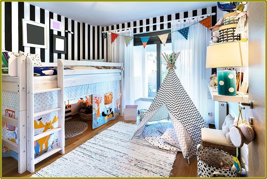 Kinderzimmer Einrichten Für 3 Kinder