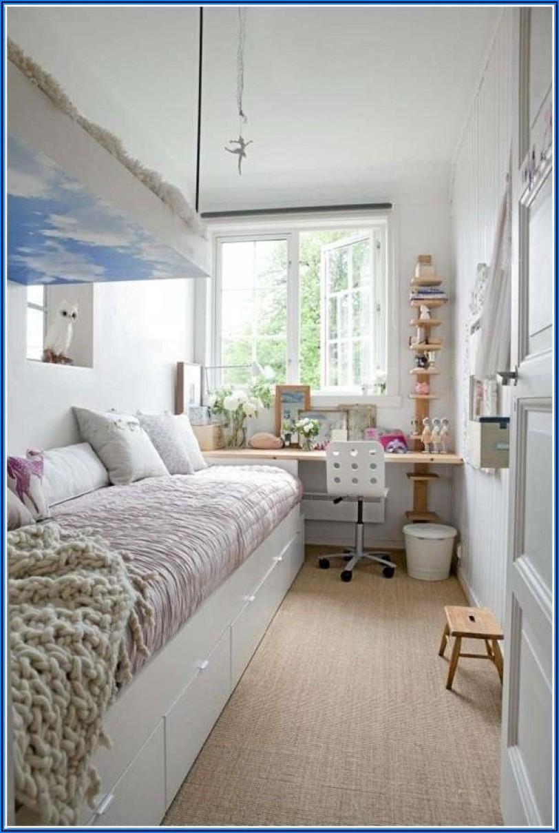 Kreative Ideen Für Kleine Kinderzimmer