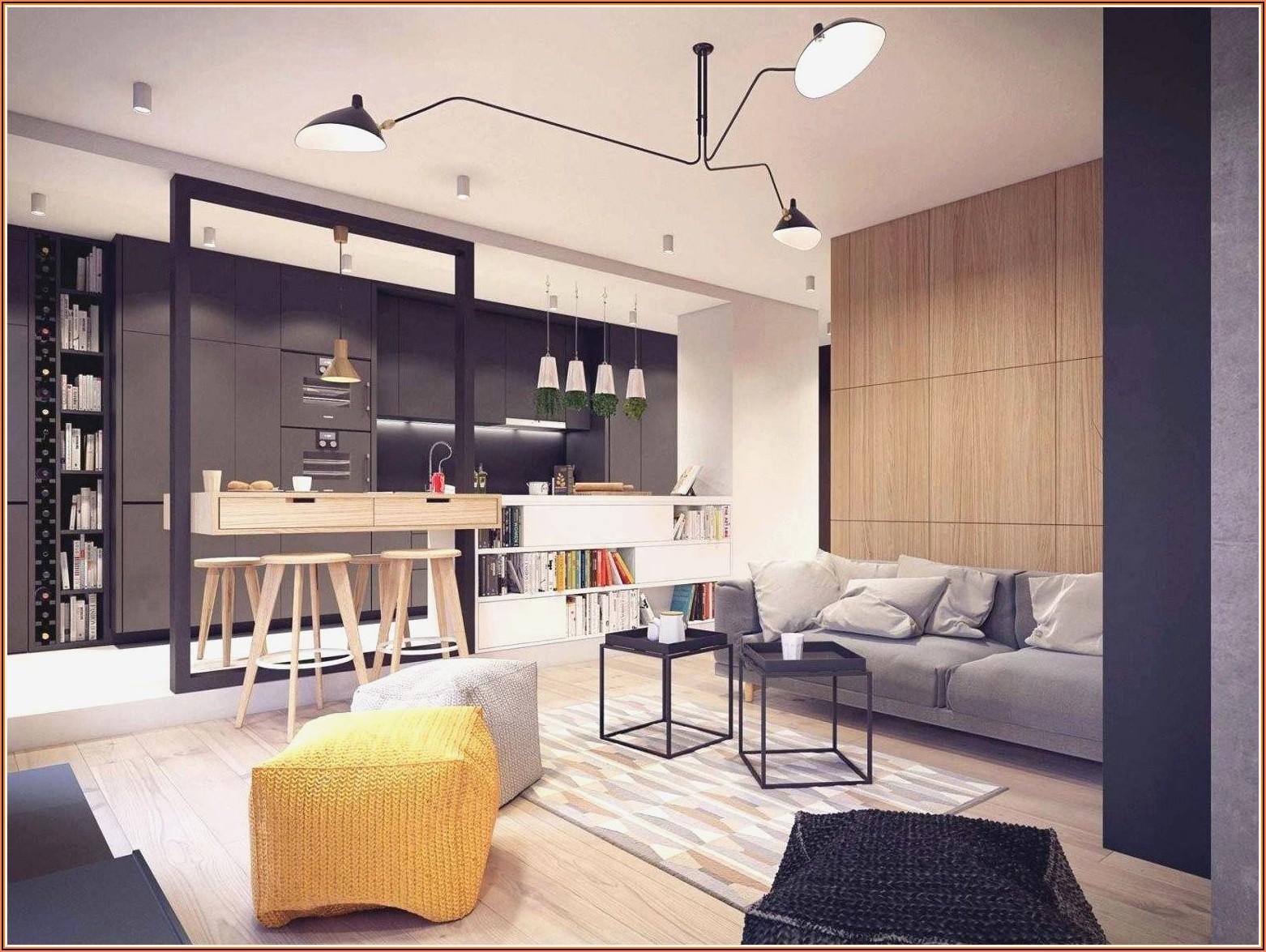 Wohnzimmer In Grau Weiss Bilder