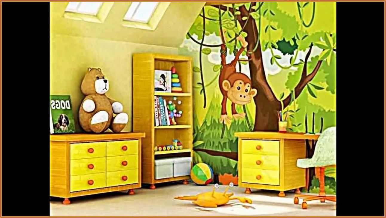 Bilder Für Kinderzimmer Selbst Gestalten