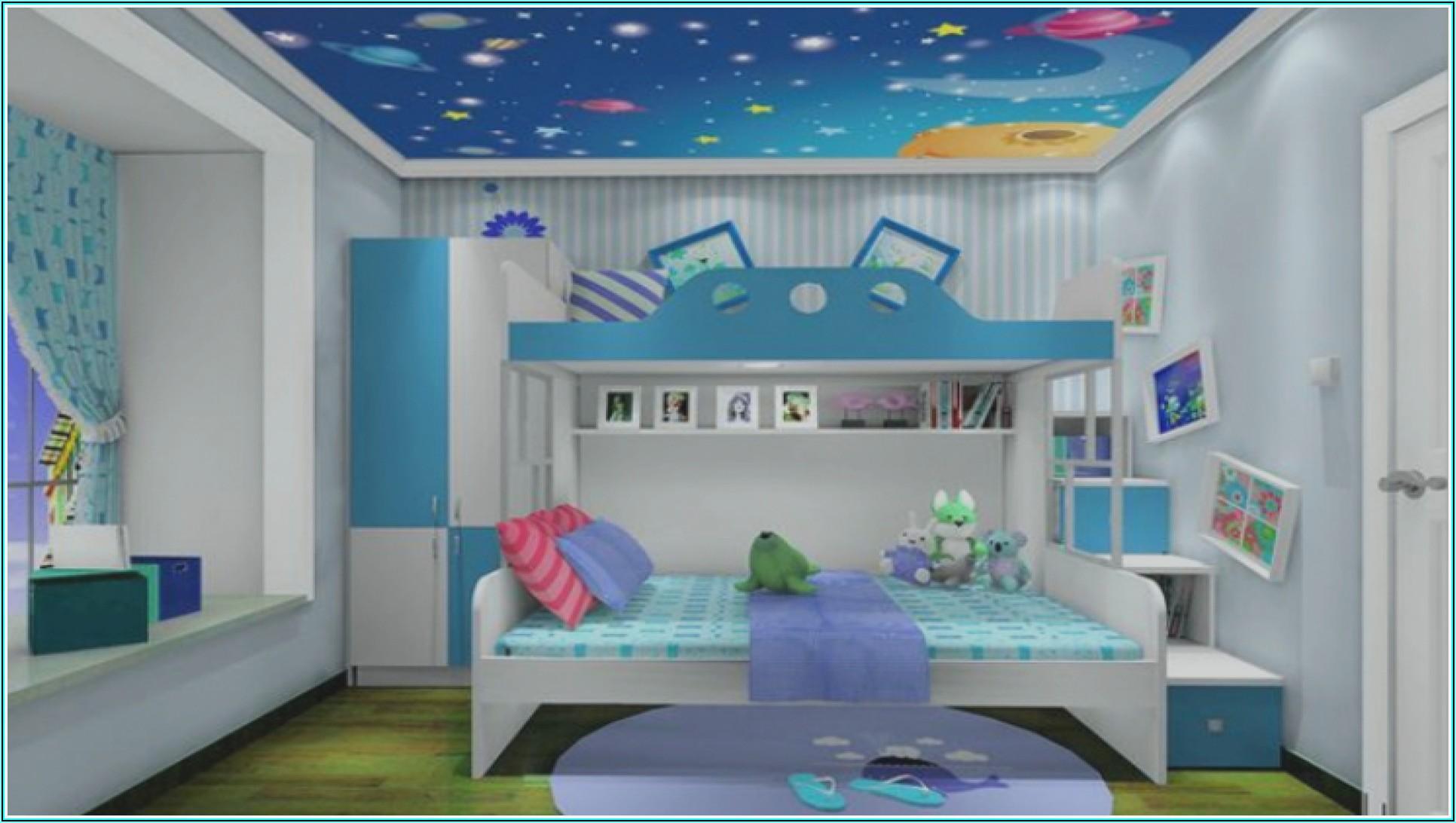 Gemeinsames Kinderzimmer Junge Und Mädchen