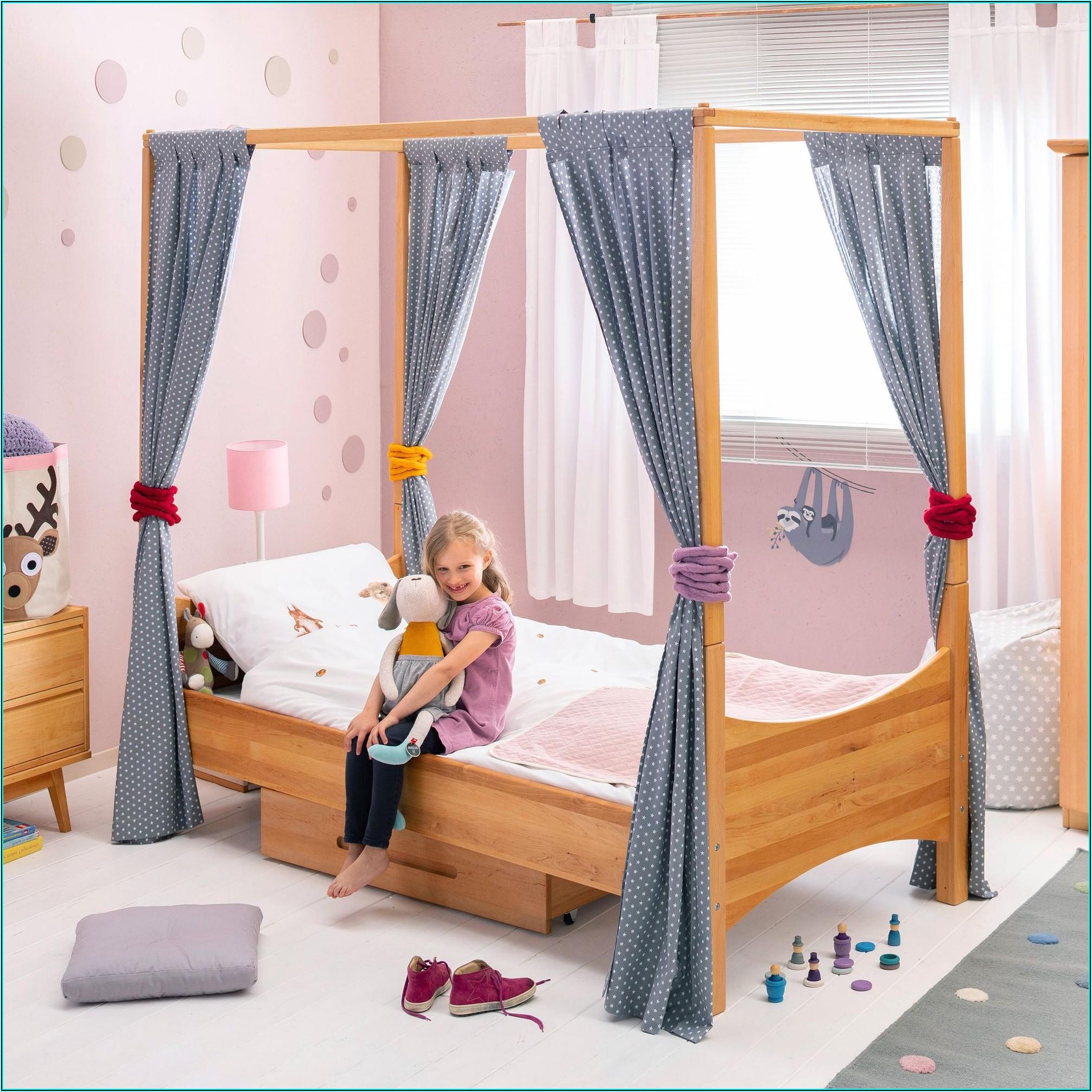 Himmel Für Bett Kinderzimmer