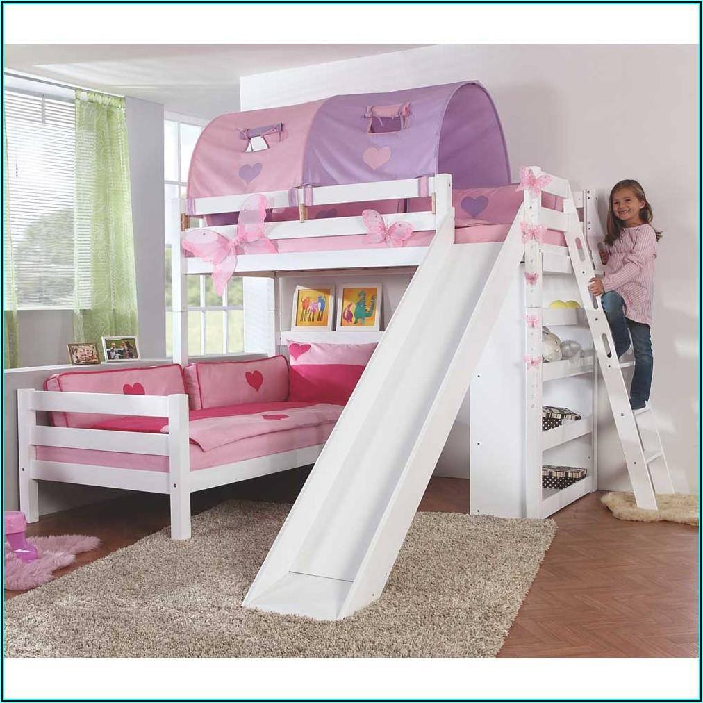 Hochbett Mit Rutsche Für 2 Kinder