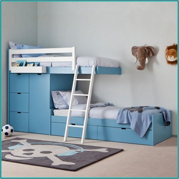 Hochbett Schrank Kinderzimmer