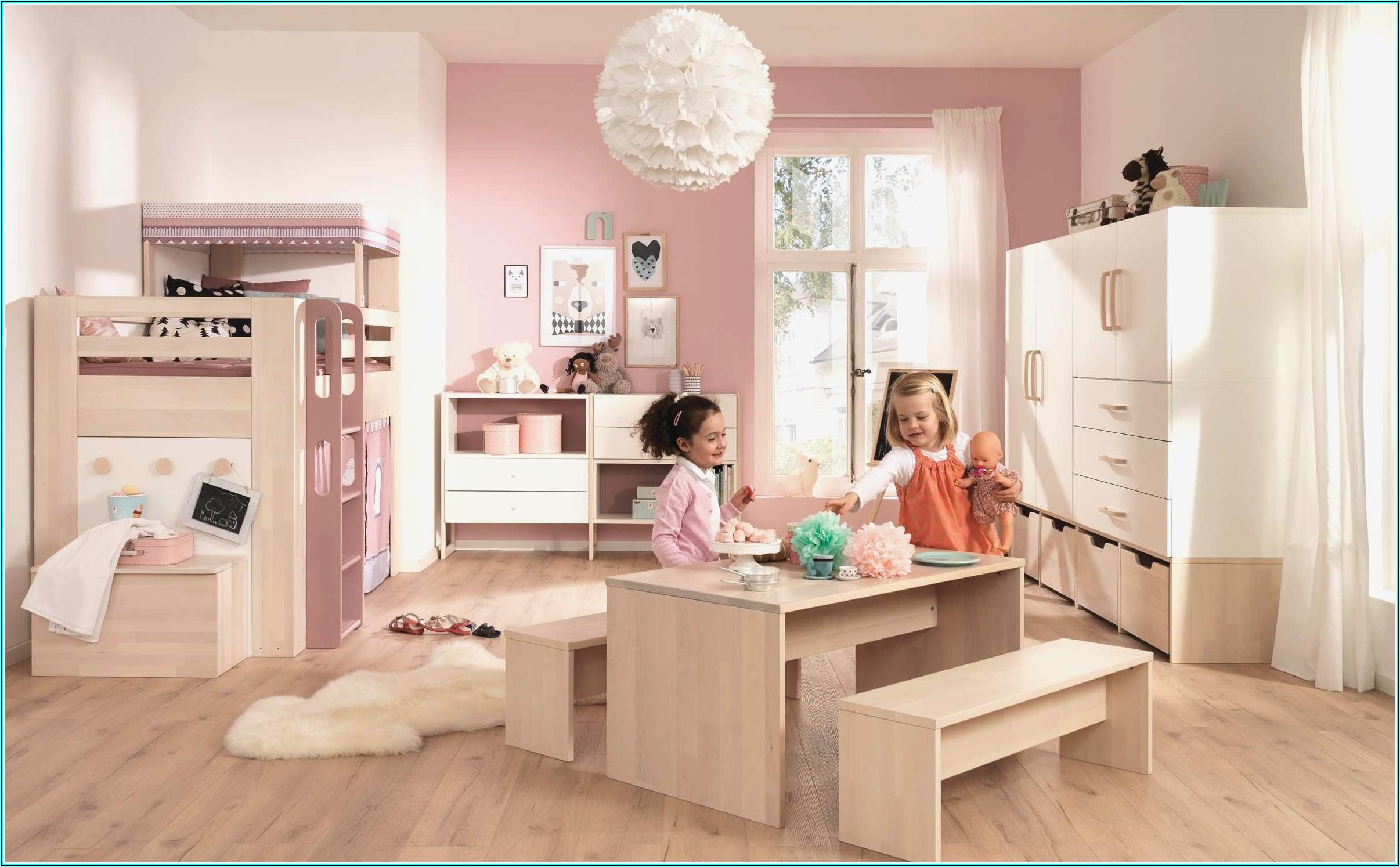 Ideen Kinderzimmer Mädchen 3 Jahre