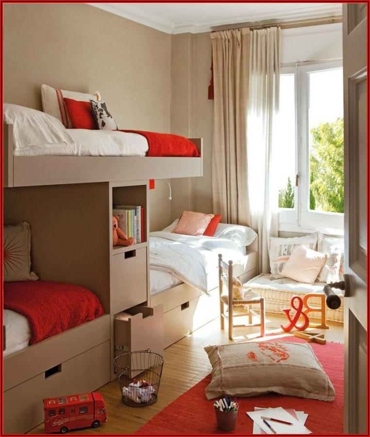 Ideen Kleines Kinderzimmer Für Zwei