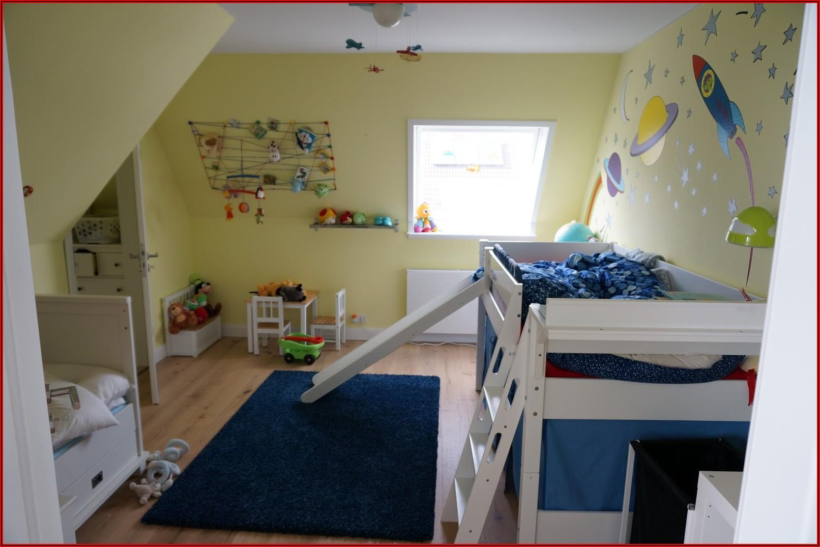 Kinderzimmer Für 2 Jungs Einrichten