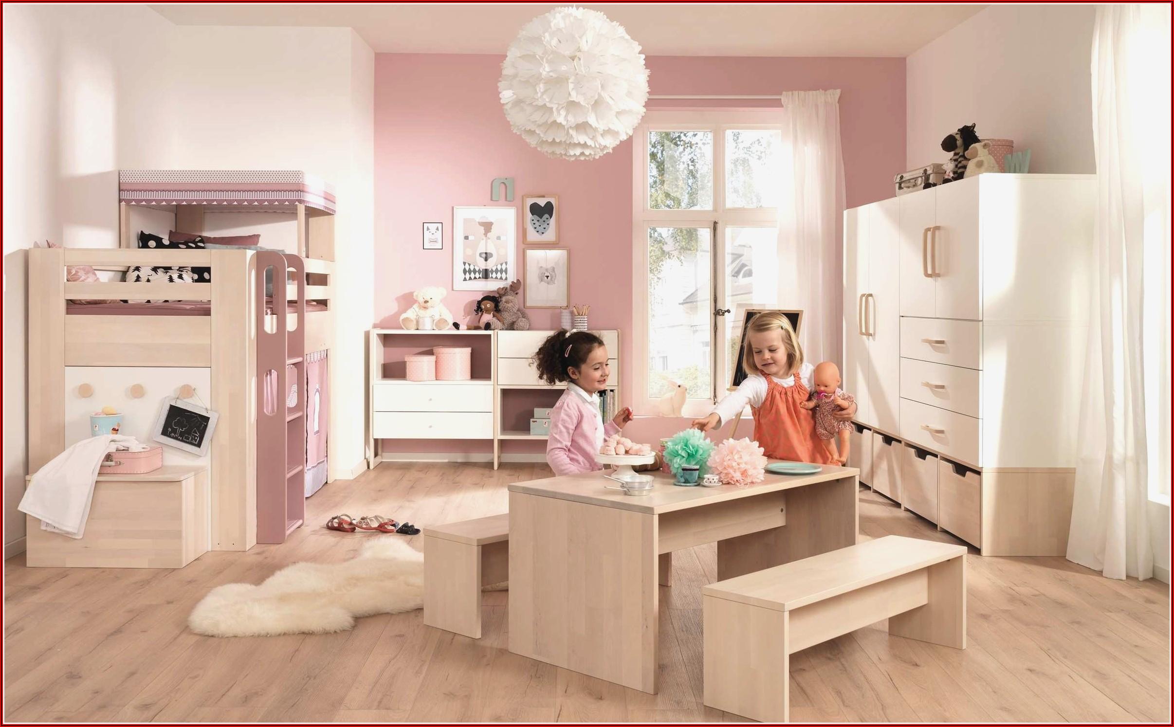 Kinderzimmer Für Mädchen Komplett