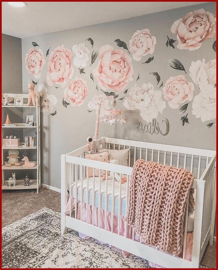 Kinderzimmer Ideen Rosa Grau