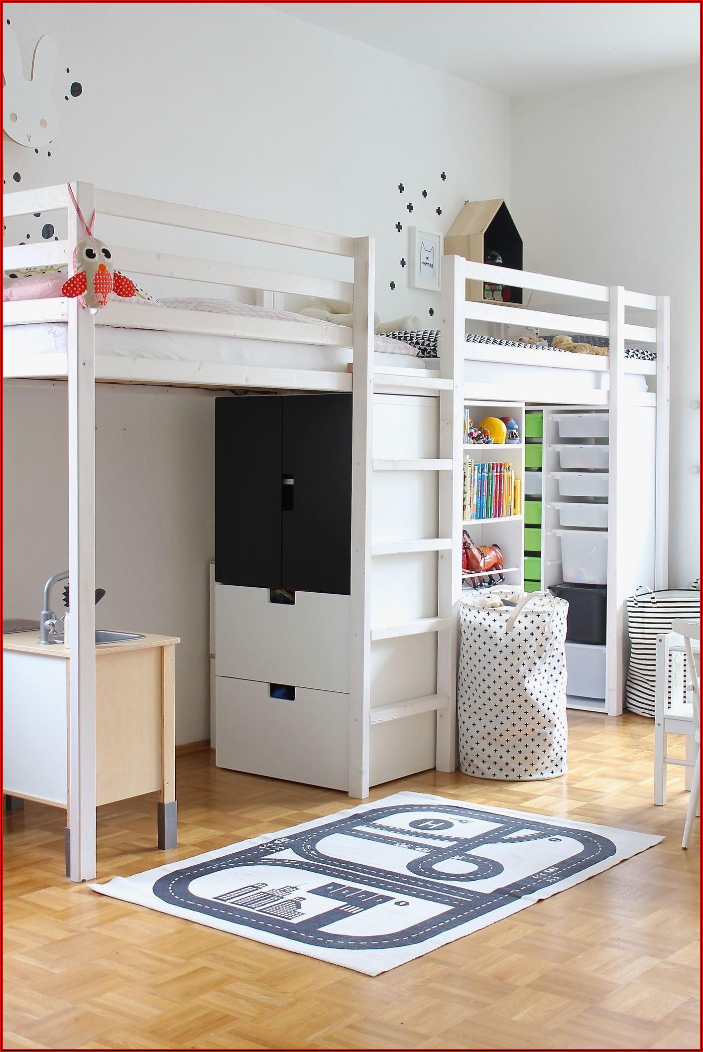 Kleines Kinderzimmer Für Zwei Kinder Einrichten