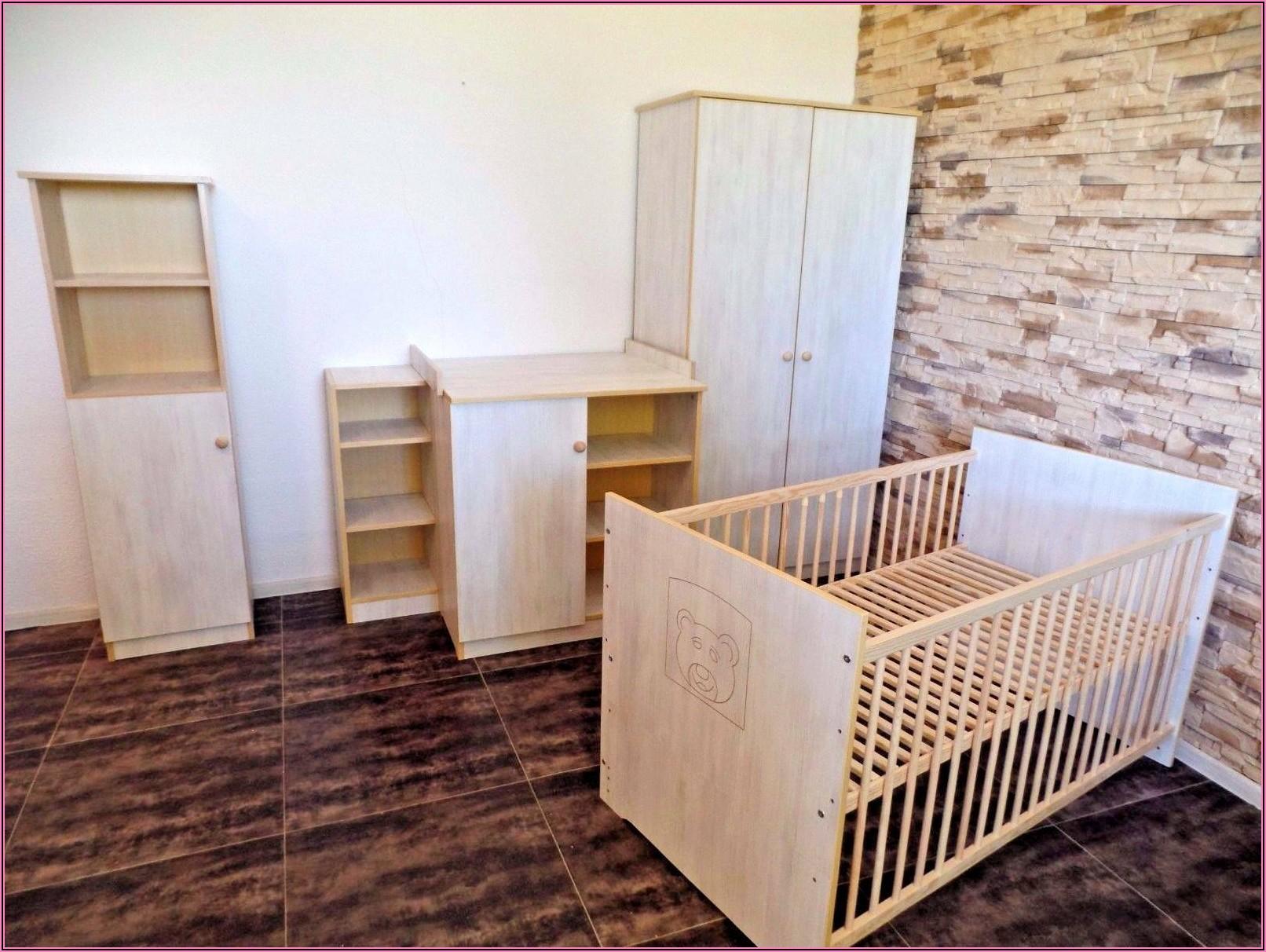 Babyzimmer Komplett Set Rosa