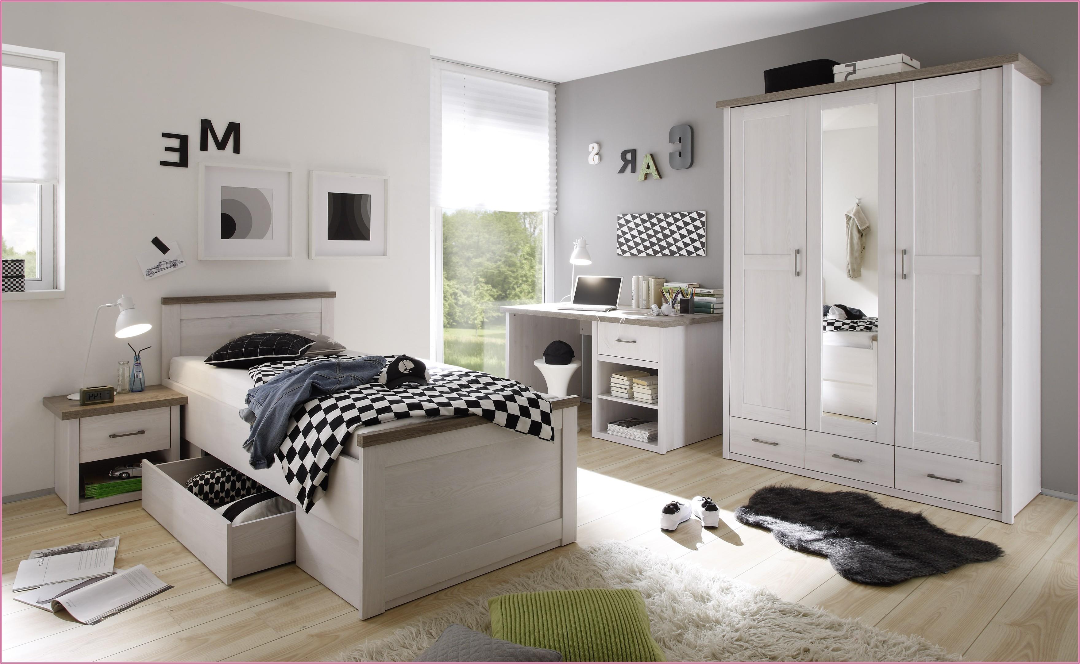 Jugendzimmer Komplett Mit 2 Betten