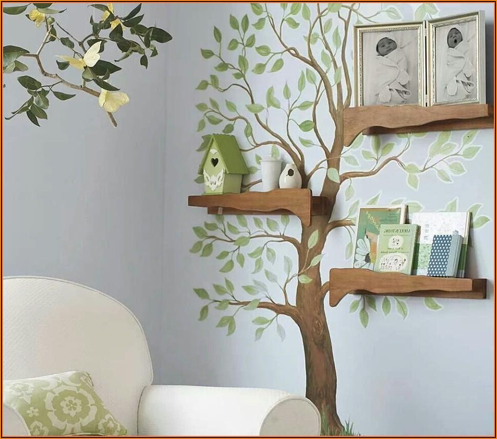 Kinderzimmer Baum