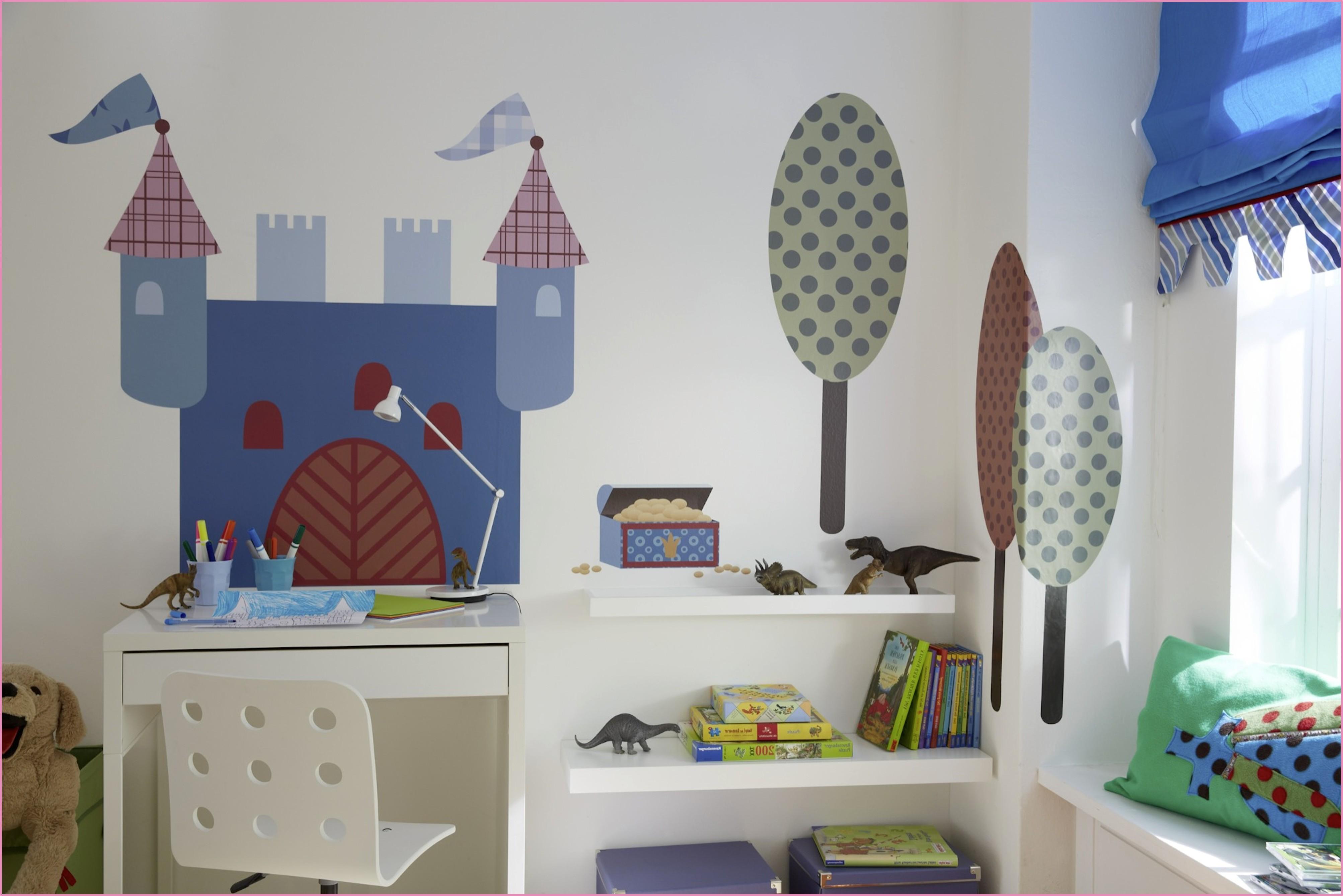Kinderzimmer Junge Grün